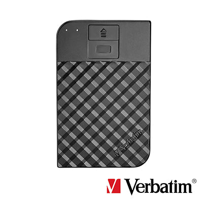 "Verbatim Fingerprint Secure HDD 2.5"" 2TB USB-C (M53651)"