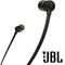 JBL T110BT in-ear headphones Bluetooth Black (JBLT110BTBLACK)