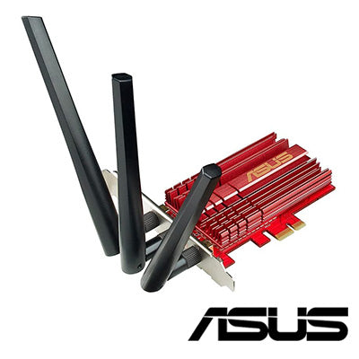 Asus Wireless Dual Band AC1900 Adapter (PCE-AC68)