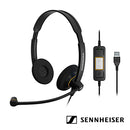 Sennheiser Headset SC 60 USB Wired binaural USB (504547)