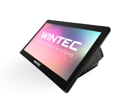 "POS Wintec AnyPos 200 J1900/14"" T/64GB/2GB/Printer (ANYPOS200-64GB)"