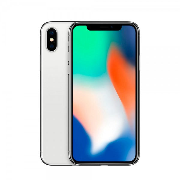 IPHONE X 64 GB Silver APPLE