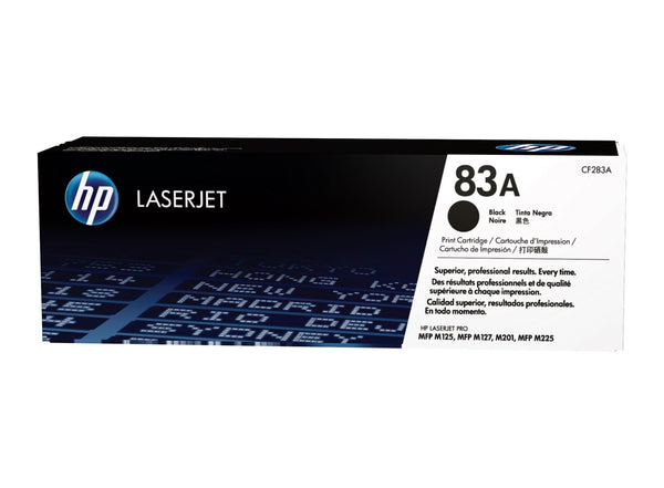Toner Original HP 83A Black