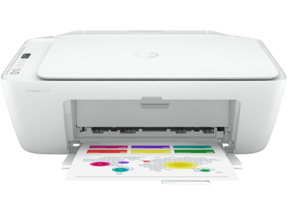 IMPRESSORA HP  DESKJET 2720 ALL-IN-ONE