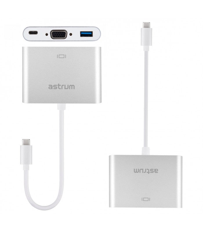 CABO ASTRUM TYPE-C to VGA PARA MACBOOK ( DA610 )