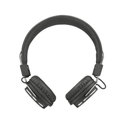 HEADPHONES TRUST ZIVA BLACK
