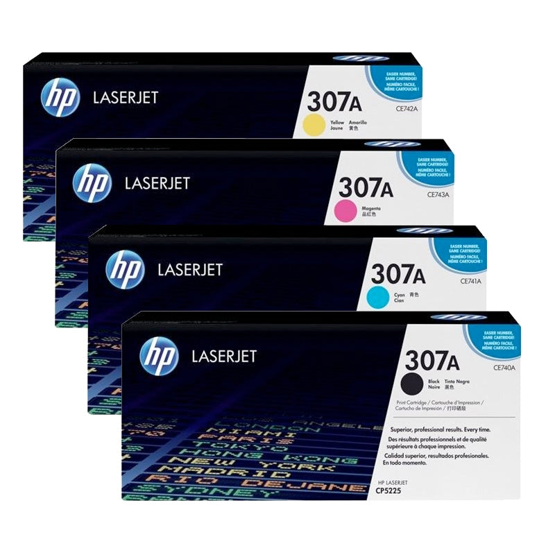 HP 307A Laserjet Toner Cartridge