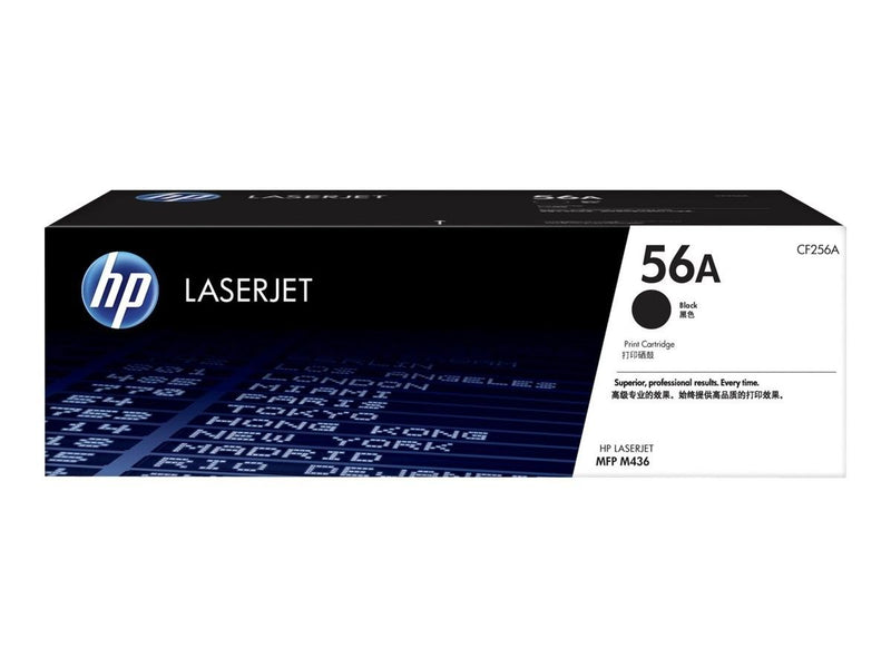 HP 56A Black Laserjet Toner Cartridge