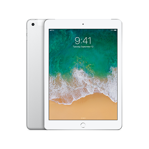 Apple iPad  9.7 (2017)  32 GB, WiFi+Cellular Silver