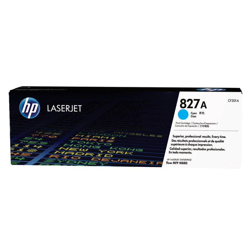 HP 827A Laserjet Toner Cartridges