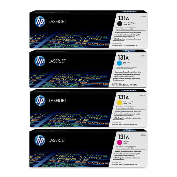 HP 131A Original Laserjet Toner Cartridges