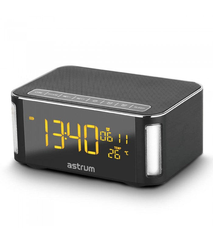 RELOGIO SPEAKER BLUETOOTH ASTRUM LIGHT+FM ( ST250 )