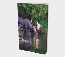 Load image into Gallery viewer, Moose notebook