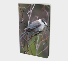 Load image into Gallery viewer, Canada Jay notebook