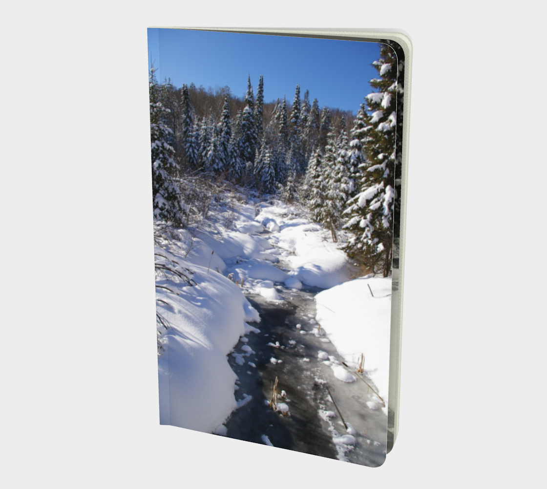 Big Pines trail notebook