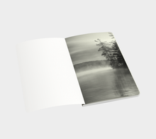 Load image into Gallery viewer, Misty morning notebook