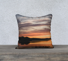 Load image into Gallery viewer, Sunset pillow