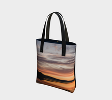 Load image into Gallery viewer, Sunset tote bag