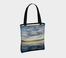 Load image into Gallery viewer, Cloud reflections bag