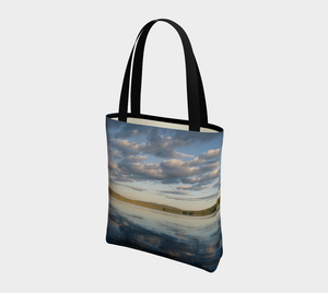 Cloud reflections bag