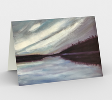 Load image into Gallery viewer, cache lake, set of 3 stationary cards