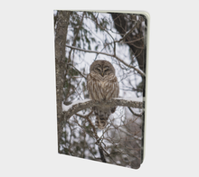 Load image into Gallery viewer, owl notebook
