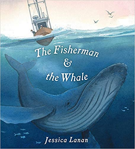 FISHERMAN & THE WHALE BOOK