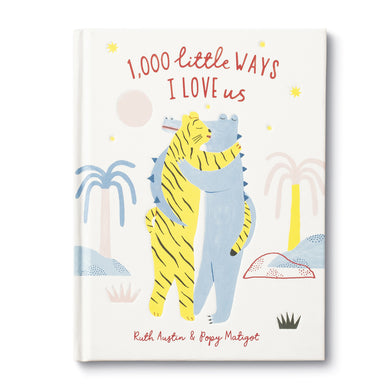 1000 LITTLE WAYS I LOVE US BOOK