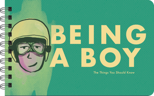BEING A BOY - INSPIRATIONAL BOOK FOR YOUNG BOYS