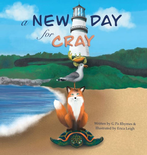A NEW DAY FOR CRAY BOOK