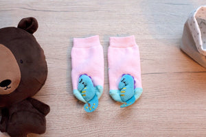 Seahorse Boogie Toes Rattle Socks