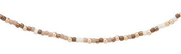 HOPE UNWRITTEN CHOKER NECKLACE - HOT COCOA