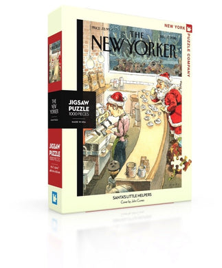 SANTAS LITTLE HELPERS PUZZLE