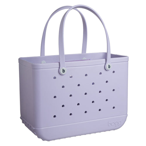 I LILAC You A Lot Large Bogg Bag