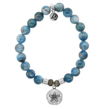 Load image into Gallery viewer, Sand Dollar Charm Bracelet