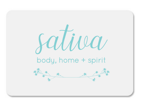 Gift Card For Online Shopping At Sativa
