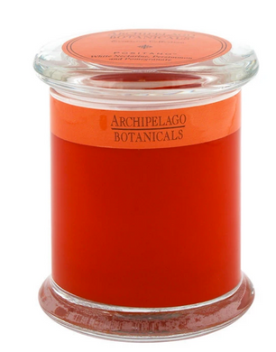 Positano Glass Jar Candle