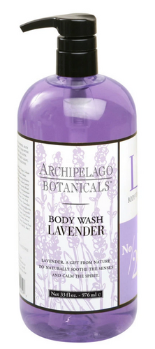 Lavender Body Wash 33 oz.
