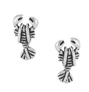Lobster Post Earrings