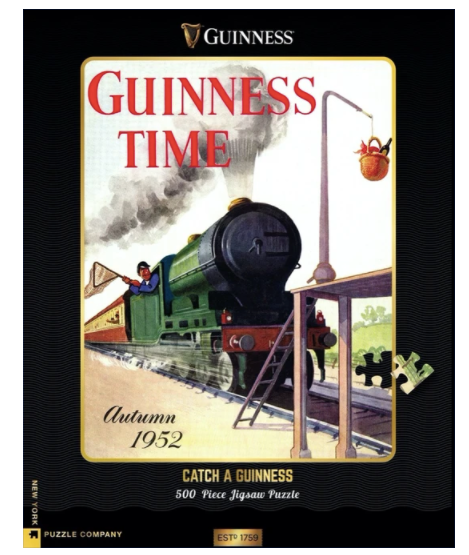 CATCH A GUINNESS PUZZLE - 500 PIECES