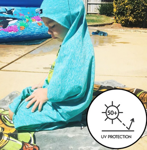UPF 50+ Sunscreen Towel
