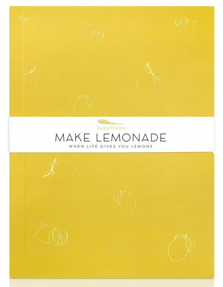 Make Lemonade Journal