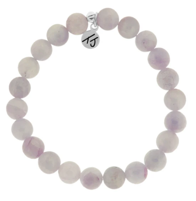 Bliss Bracelet with Kunzite Gemstones