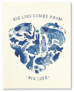 Big Loss Comes From Big Love Card