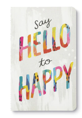 Journal: Say Hello to Happy