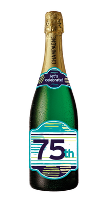 75th Champagne Sound Card