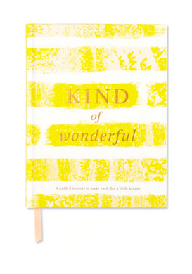 Kind of Wonderful - A Guided Journal