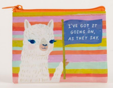 I've Got It Going On, As They Say Coin Purse