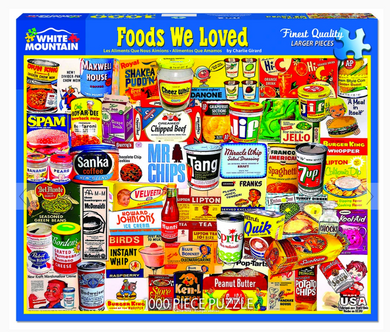 Foods We Loved