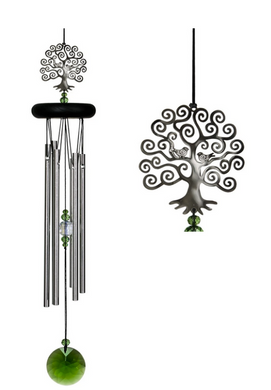 Crystal Tree of Life Chime